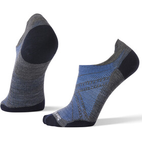 Smartwool PhD Run Ultra Light Micro Sokken, medium gray